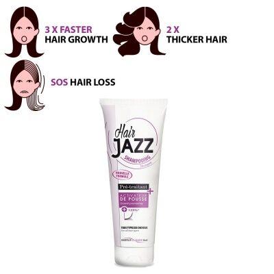 HAIR JAZZ Hair Growth Stimulating Shampoo