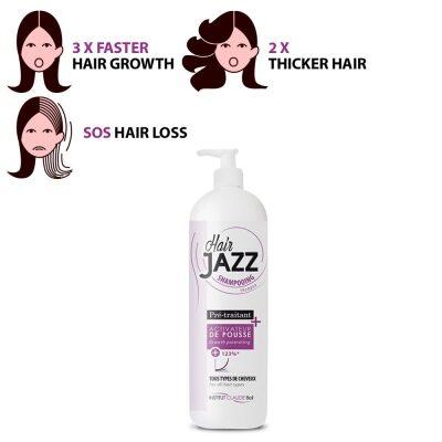 HAIR JAZZ Pro Hair Growth Stimulating Shampoo