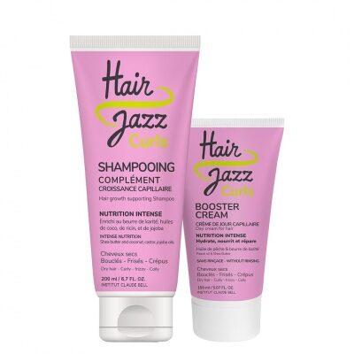 HAIR JAZZ Curls Forming Shampoo and Cream