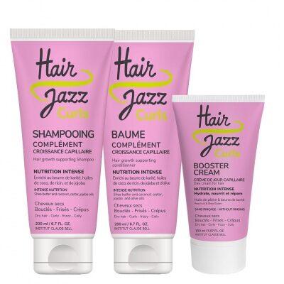 HAIR JAZZ Curls- Basic Curls Forming Routine