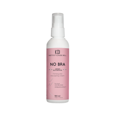 NO BRA Instant Bust Booster Spray Lotion