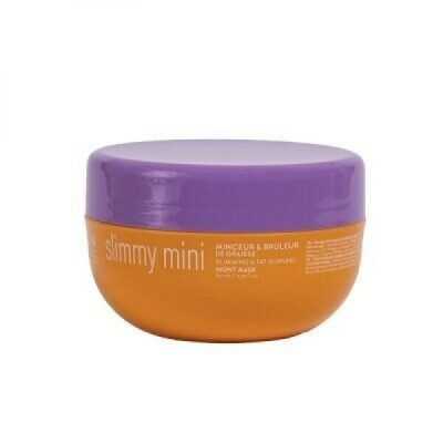 SLIMMY MINI night cream with white clay - burns fat and fights cellulite while you sleep!