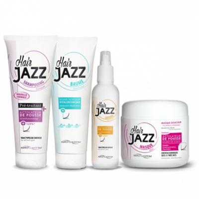Hair Jazz Set - Complete Washing Routine