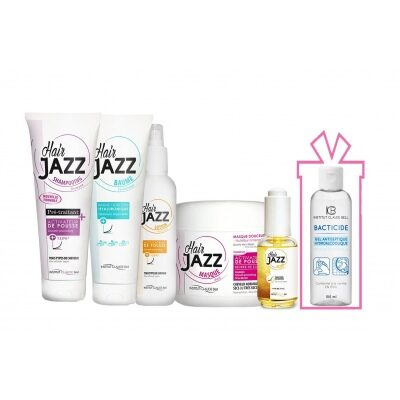 Hair Jazz Set - Complete Washing Routine + Serum