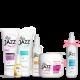Hair Jazz Set - Complete Washing Routine + Serum & Gift Heat Protectant Spray