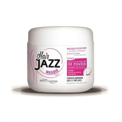 HAIR JAZZ intense nutrition hair mask with shea butter