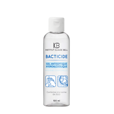 Hydroalcoholic Antibacterial Hand Gel 100 ml